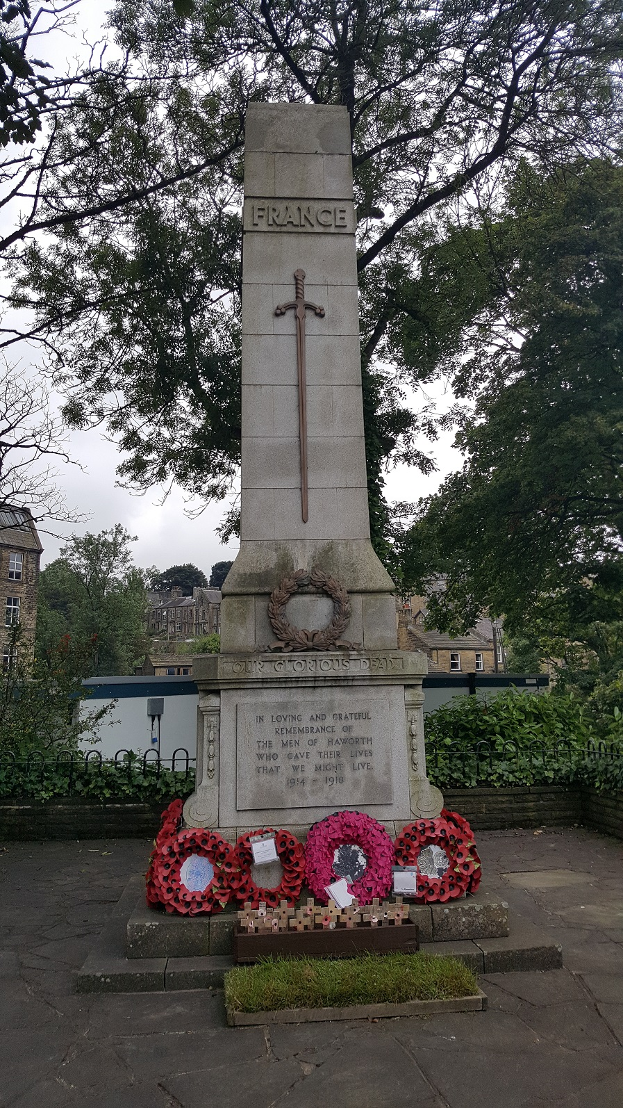 Haworth War Memorial