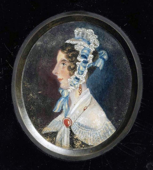 Mrs Hudson - Charlotte Bronte