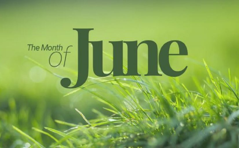 The Month Of June In The Brontë Novels