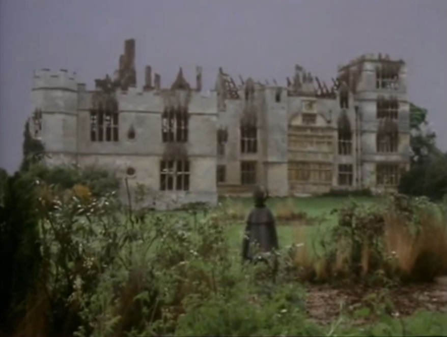 Thornfield Hall after the fire