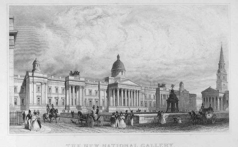 Did Branwell Brontë Visit London And The Royal Academy?