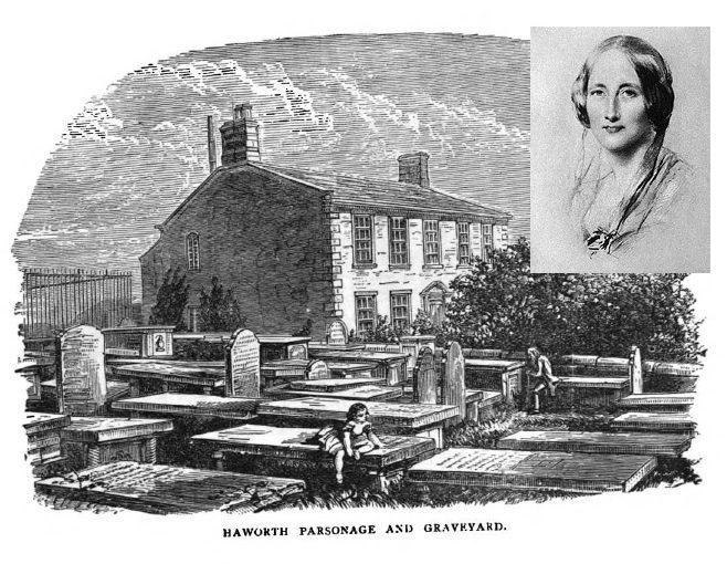 Elizabeth Gaskell In Haworth And On Haworth