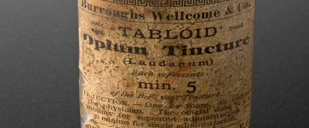 The Old Apothecary, Laudanum And The Brontës