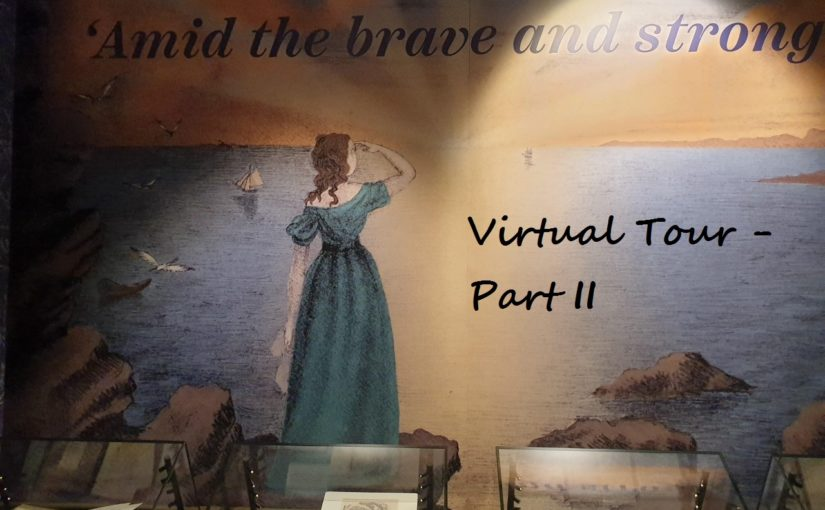 A Virtual Tour Of The Anne Brontë Exhibition: Part II