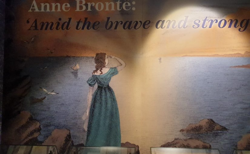 A Virtual Tour Of The Anne Brontë Exhibition: Part I