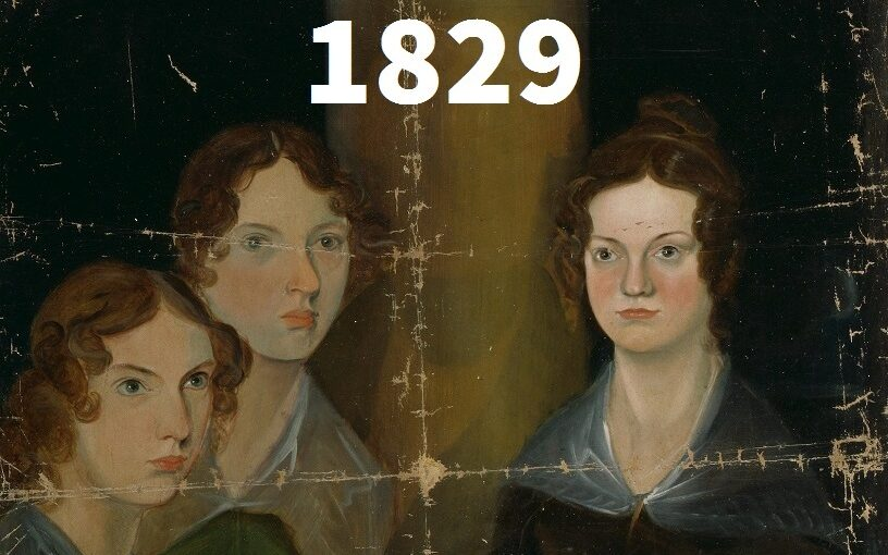 A Snapshot Of The Young Brontës' World