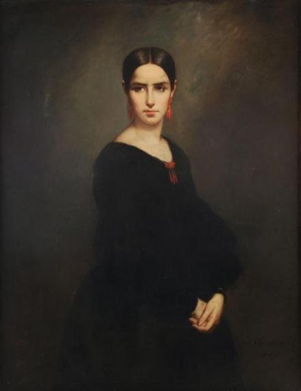 Rachel by Auguste Charpentier