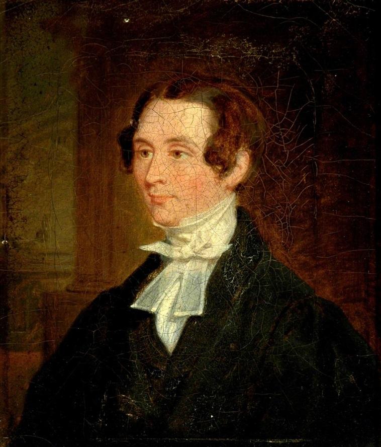 Reverend James Chesterton Bradley