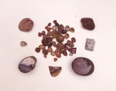 Anne Bronte pebbles