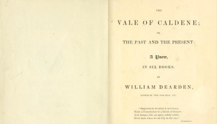 William Dearden's Defence Of The Brontës