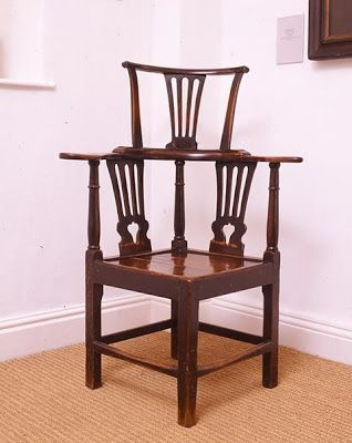 Branwell Bronte's chair