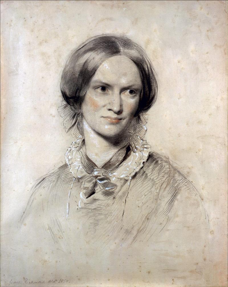 Charlotte Bronte George Richmond