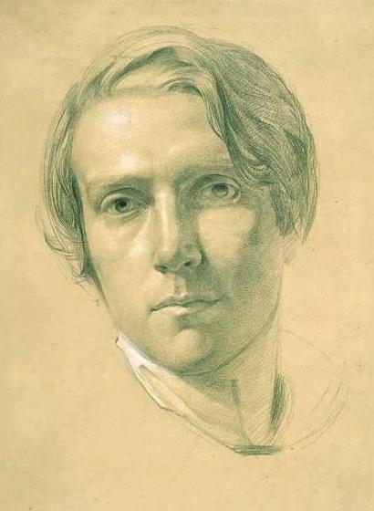 George Richmond self portrait