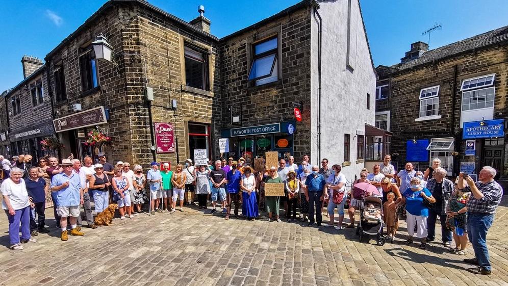 Save Haworth Post Office