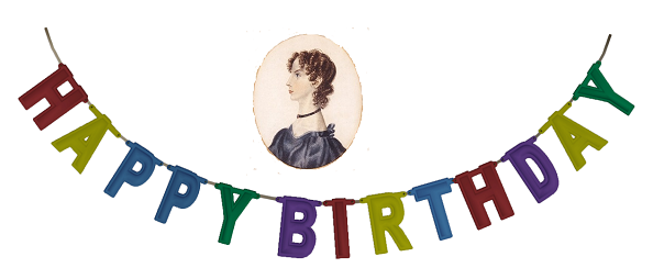 Happy Birthday Anne Bronte
