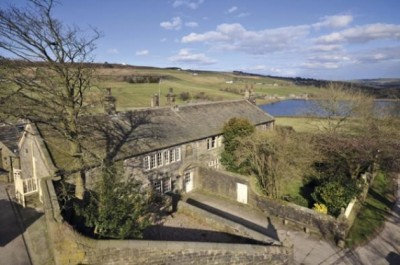 The Award Winning Ponden Hall And The Brontës