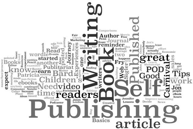 vanity publishing