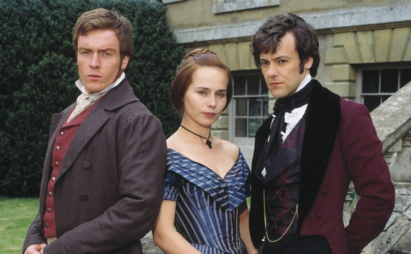 Tenant Of Wildfell Hall DVD