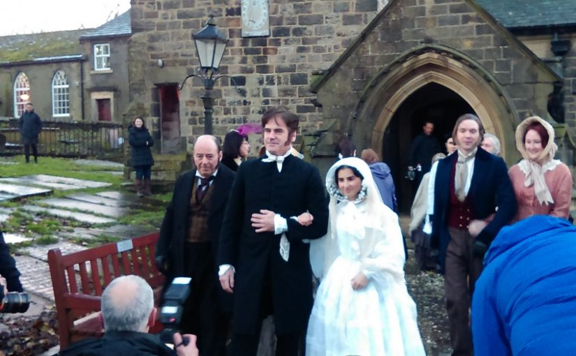 Charlotte Bronte's wedding to Arthur Be