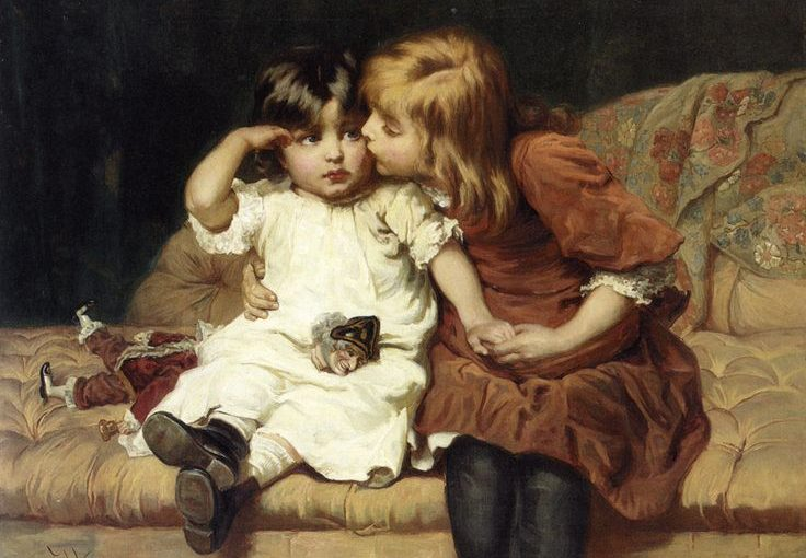 The Consolation by Frederick Morgan
