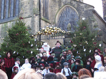 Haworth Christmas