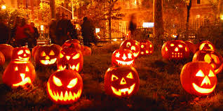 Halloween In Penzance And Haworth