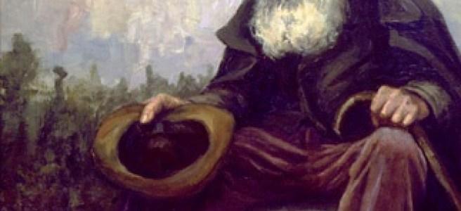 Victorian begging