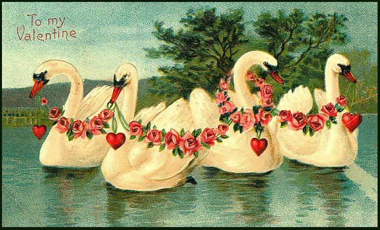 Valentine's Day: Love In The Brontë Novels