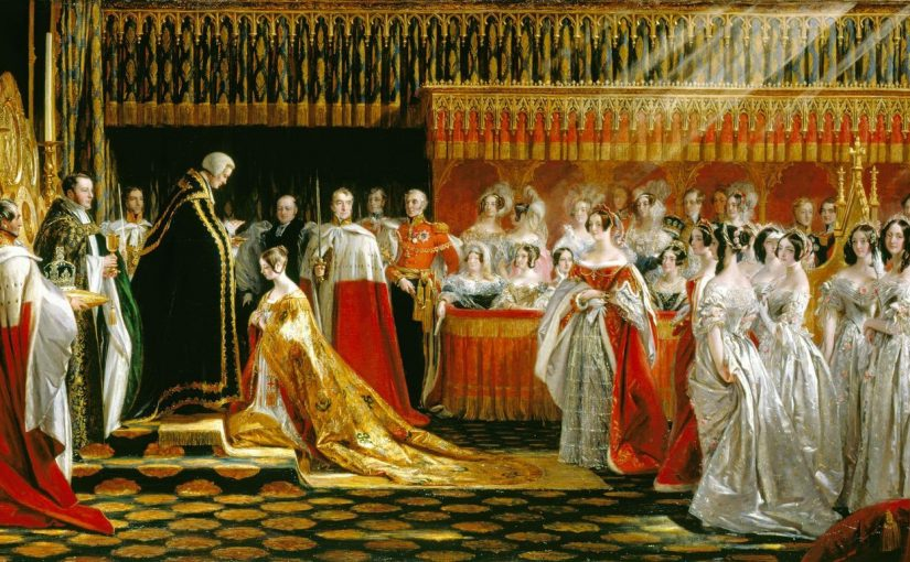 The Brontës And Queen Victoria