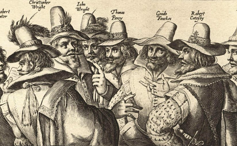 The Brontës, Guy Fawkes And Bonfire Night
