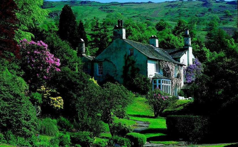 William Wordsworth And The Brontës