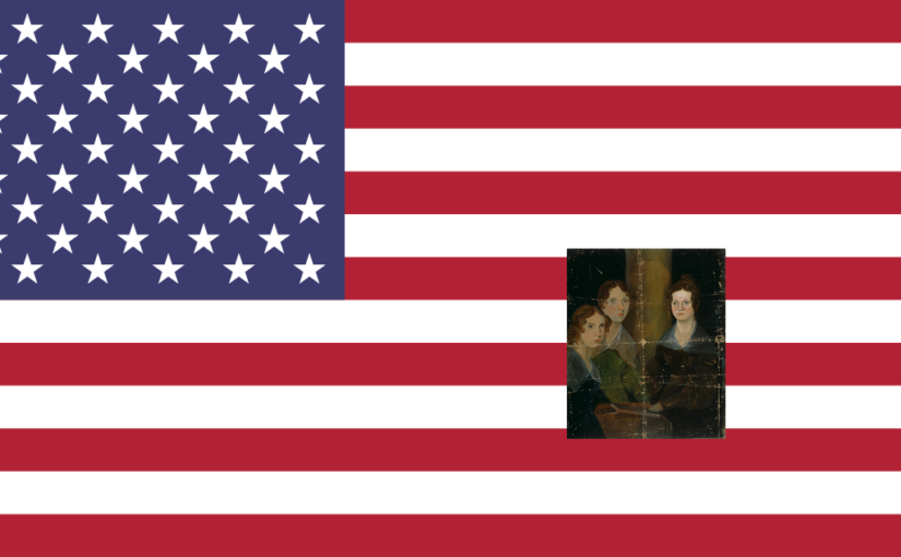 The Brontës In The United States Of America