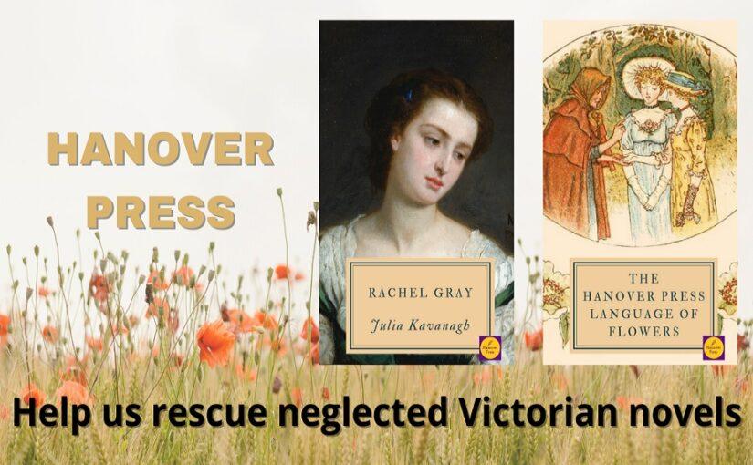 Charlotte Brontë, Julia Kavanagh And Hanover Press