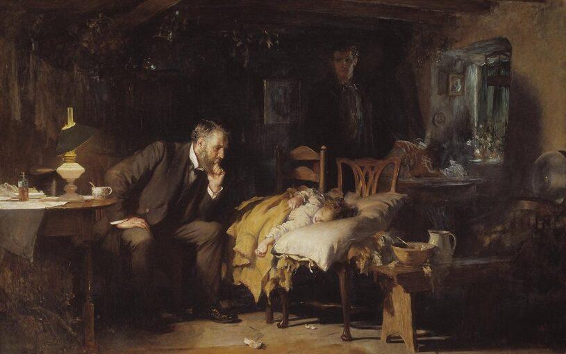 Charlotte Brontë And Dr. William MacTurk