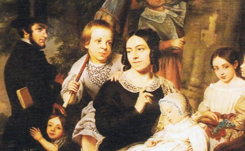 Claire Heger, Madame Beck and Charlotte Brontë
