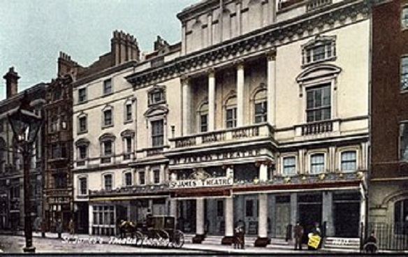 St James Theatre Victorian