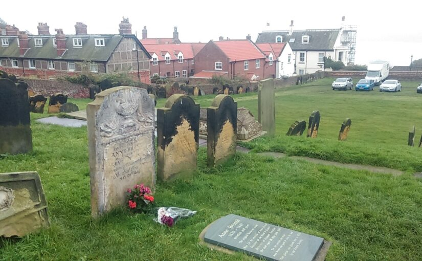 The Changing Face Of Anne Brontë's Headstone