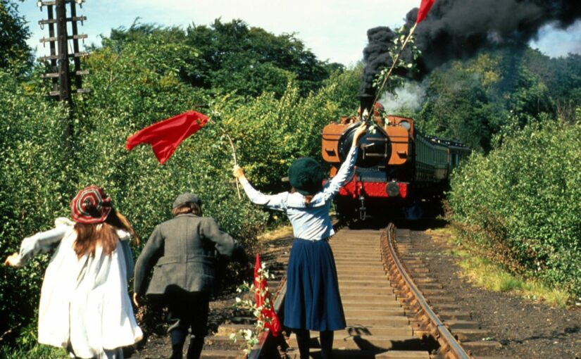 The Brontës And The Return Of The Railway Children
