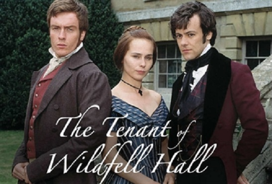 Charlotte Bronte On The Tenant Of Wildfell Hall